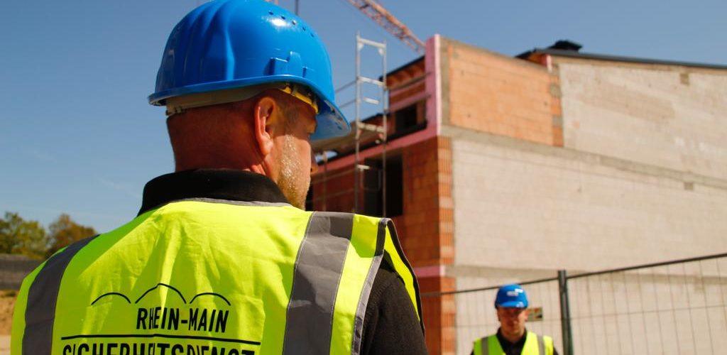 Objektschutz und Baustellenschutz